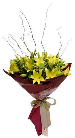 Sydney Flower Delivery on Tiger Lily Flower Bouquet   Flower Envy   Australia Wide Delivery
