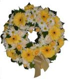 Devoted - Funeral Wreath